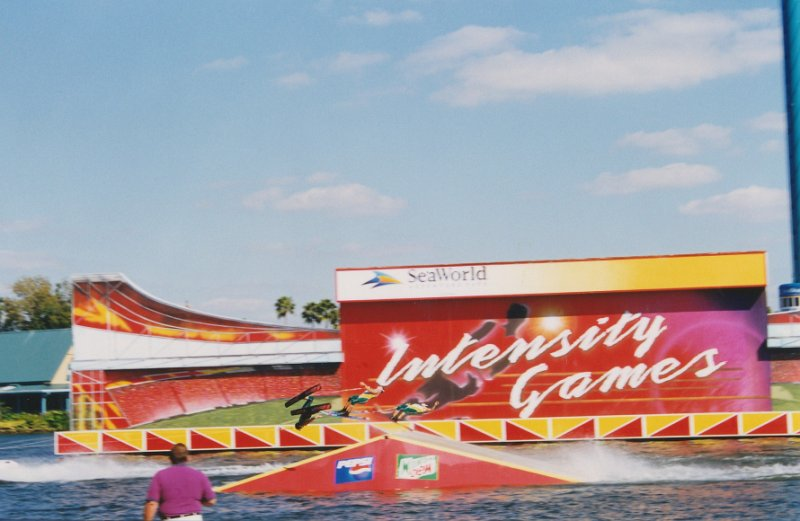 sea world games